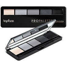 Палитра Теней Для Век Pro Palette Topface PT501 014