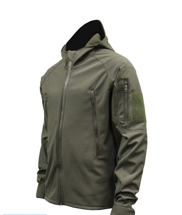 Куртка штормовая Soft-Shell Olive