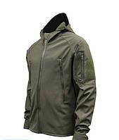 Куртка штормовая Soft-Shell Olive, фото 1