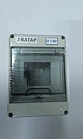 Щит под 5 автоматов герметический наружный ST 884