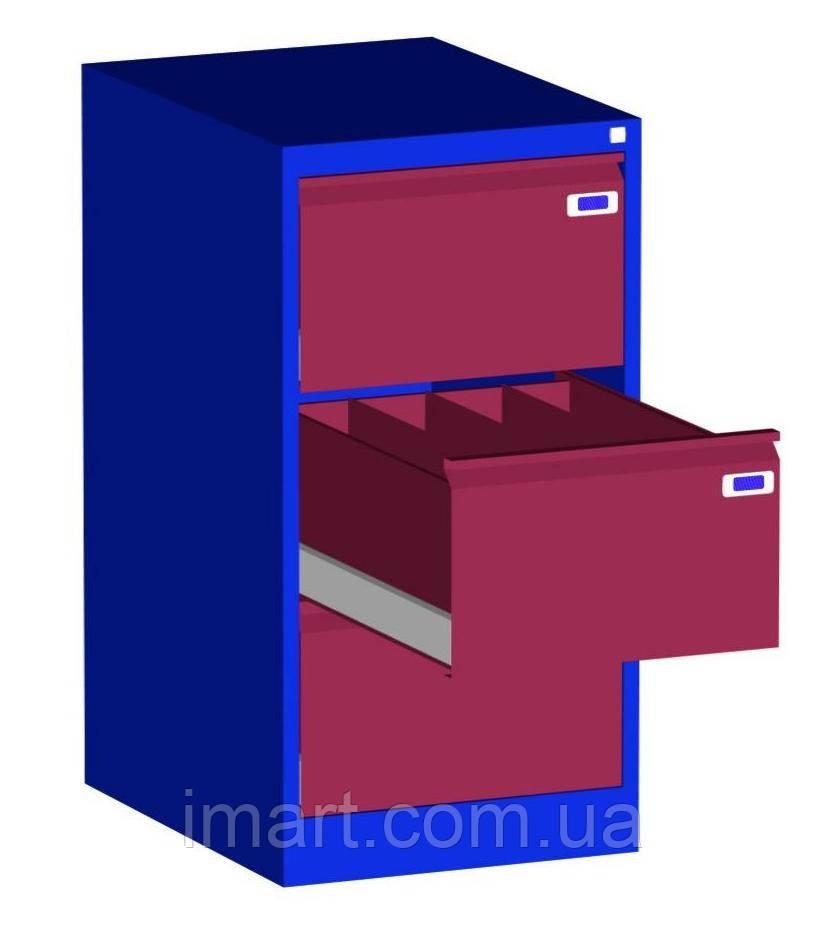 Шафа картотечна металевий Szk 115. Картотечна шафа металева