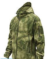 Куртка штормовая Soft-Shell A-Tacs FG, фото 1
