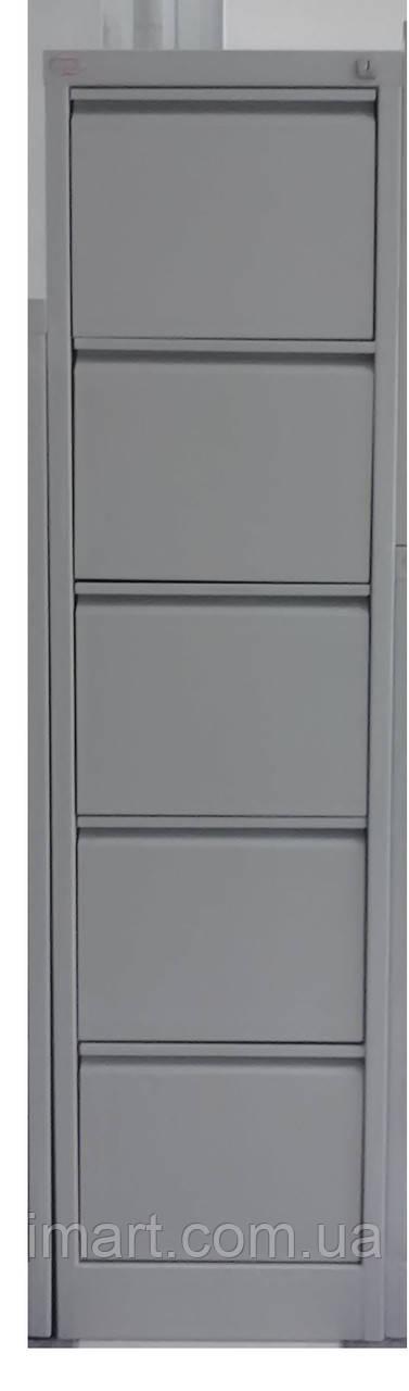Металлический шкаф для картотек Szk 301/5. Картотечна шафа металева