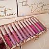 Набір рідких матових помад Кайлі Дженнер Kylie Jenner 12 відтінків, матова стійка рідка помада!, фото 3