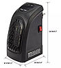 Комнатные Обогреватель Handy Heater 400W Экономный Мощный, фото 9