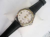 Мужские кварцевые наручные часы Omega, White, фото 1
