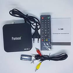Тюнер DVB-T2 95 HD с поддержкой wi-fi адаптера, Цифровой ресивер, PNST ТВ тюнер, Т2 эфирный приемник