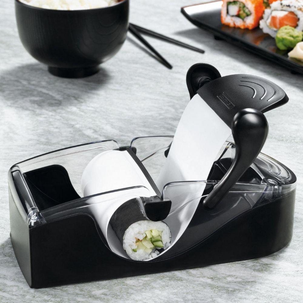 Прилад для приготування суші та ролів Perfect Roll Sushi! Машинка для закрутки суші та ролів!