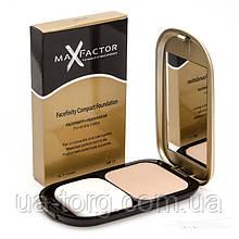 Компактная пудра Max Factor Facefinity Compact Foundation (золотая) 6 шт.