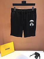 Мужские шорты Fendi (Фенди) арт. 60-03