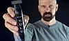 Триммер - бритва для мужчин Micro Touch Solo, мужская машинка для стрижки волос, фото 2