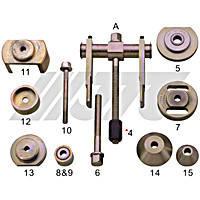 Набор для снятия/установки сайлентблоков подрамника МВ (W124, W201) 1838 JTC