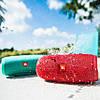 Портативная блютуз колонка JBL Charge 3 колонка с USB,SD,FM КРАСНАЯ, фото 7