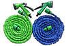 Шланг для полива X HOSE 30 м с распылителем, садовый шланг, поливочный шланг для сада ЗЕЛЕНЫЙ, фото 9