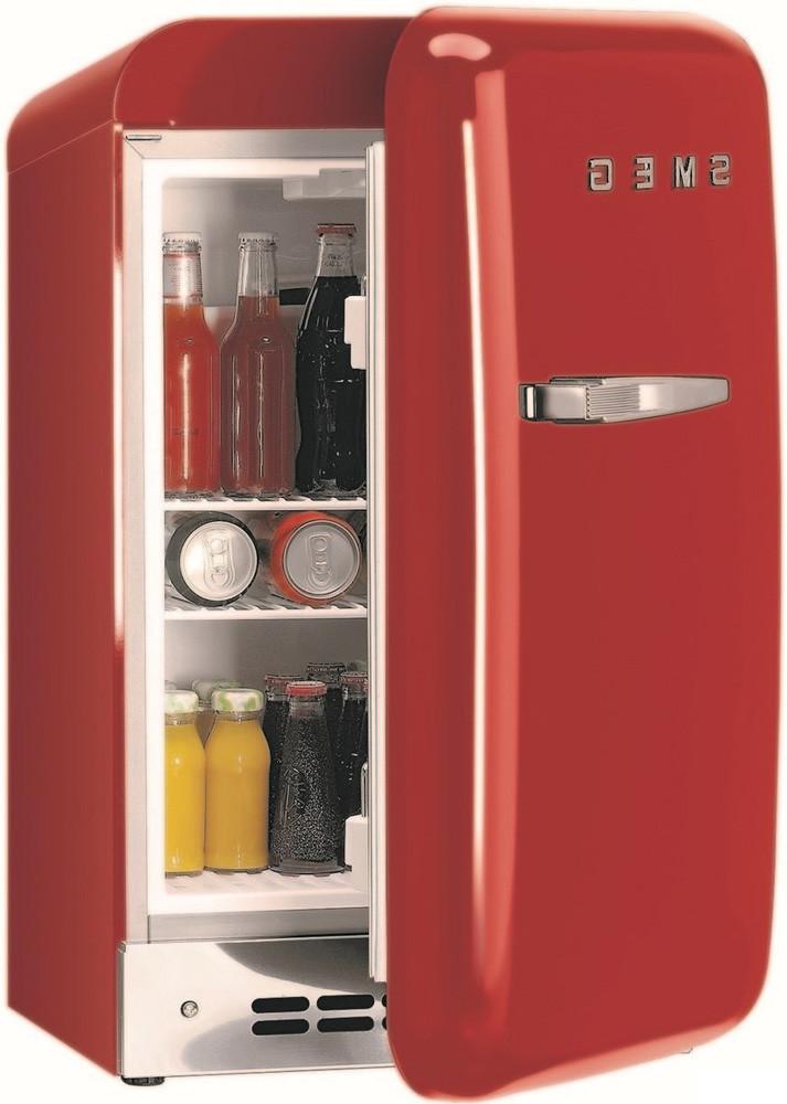 Холодильник барний Smeg FAB5RR