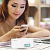 Power Bank Romoss Sense 4 Plus LCD 30000mAh, повербанк с экраном, мощный портативный аккумулятор, фото 4