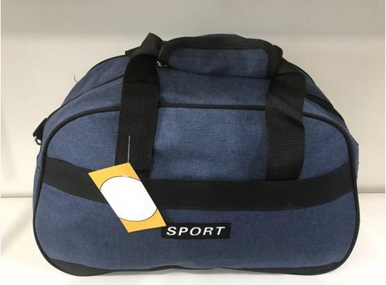 """Спортивная сумка модель D101, материал меланж """"SPORT"""", разные цвета"""