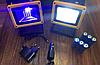 Фонарик ручной прожектор Bailong BL-204 100W от 3x18650 со стробоскопом от сети 220В и от прикуривателя, фото 10