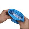 Силиконовое ведро-форма для льда Ice Genie с крышкой, фото 5
