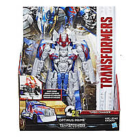Трансформеры Hasbro™ The Last Knight Armor OPTIMUS PRIME Turbo Changer (C1317-C0886)