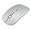 Беспроводная клавиатура с мышью W03 White, фото 2