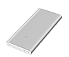 PowerBank Xiaomi Mi Power Bank 2 10000 mAh QC2.0 (2.4A,2USB) Silver | ОРИГИНАЛ, фото 5