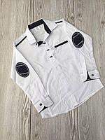 Рубашка  для мальчика от 7 до 10 лет