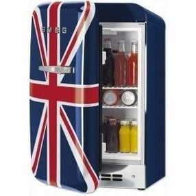 Холодильник барний Smeg FAB5RUJ, фото 2