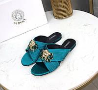 Шлепанцы Versace, фото 1