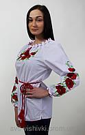 """Блуза вышитая женская """"Еко-мак"""" 0-49, фото 1"""