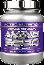Амінокислоти Scitec Nutrition Amino 5600