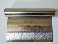 Шпатель кондитерский металлический 15 см