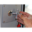 Универсальный ключ 12 в 1 для всех стандартных шкафов в области электротехники, газа, воды, и вентиляции WURTH, фото 7