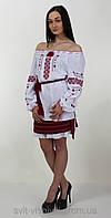 """Женская вышиванка """"Таня"""" 0-51"""