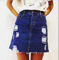 Джинсовые юбки не дорого