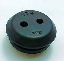 Уплотнительная резинка(пробка) для бензобака d21.0