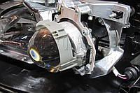 Subaru Outback B13 - замена галогенных линз на светодиодные, фото 1