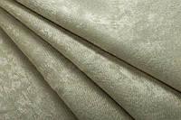 Ткань  блэкаут софт слоновая кость