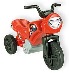 Мотоцикл-беговел Mochtoys. Цвет - красный.