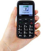 Бабушкафон Daxian V9 / I9500 2.0, мобильник с большими кнопками/шрифтом на цветном экране, 2 SIM, наушники