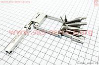 Ключ-набор 11предметов SBT-02FF