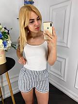 Лляні шорти жіночі, фото 3