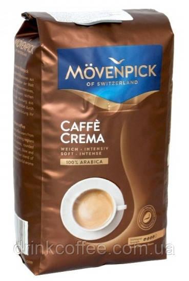 Кофе Movenpick Caffe Crema, зерно, 500g