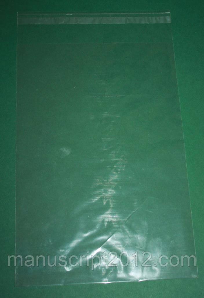 Пакеты с клапаном и клеевой лентой 110х50+30 (клапан) мм. (100 шт.)