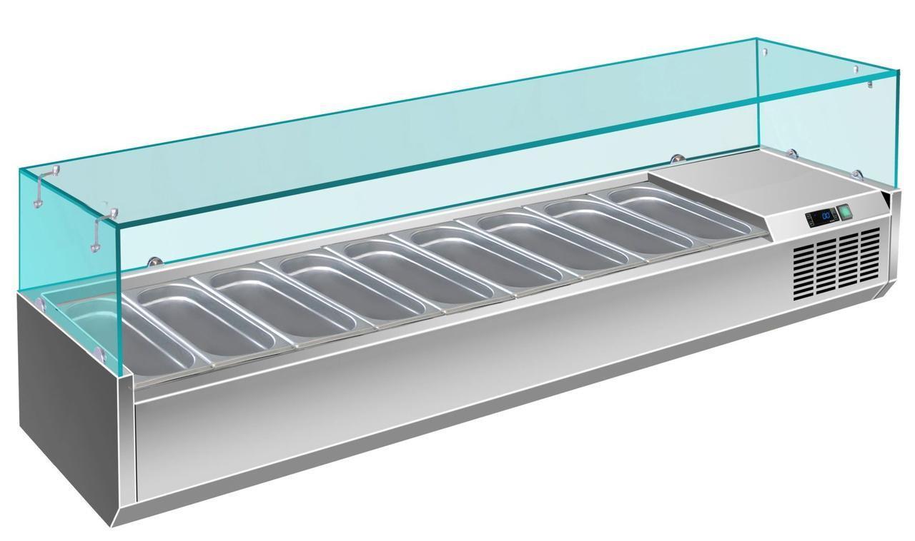 Холодильная витрина для ингредиентов G-VRX2000/380 BERG
