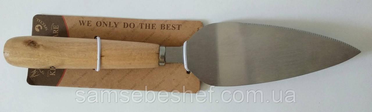 Лопатка с режущей кромкой GA Dynasty, 26054