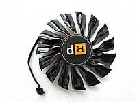 Вентилятор №149 кулер для видеокарты Palit Gainward GTX1060 1070 1080TI FD9015U12S GA92S2H GAA8S2H FD10015H12S