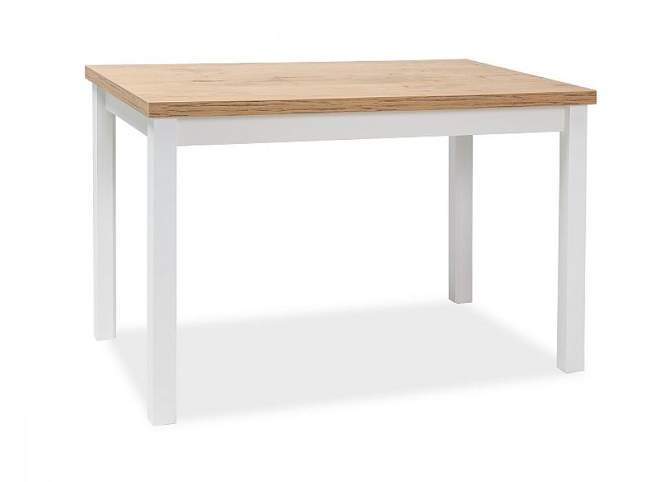 Стол обеденный деревянный Adam 60x100 Signal дуб ланселот
