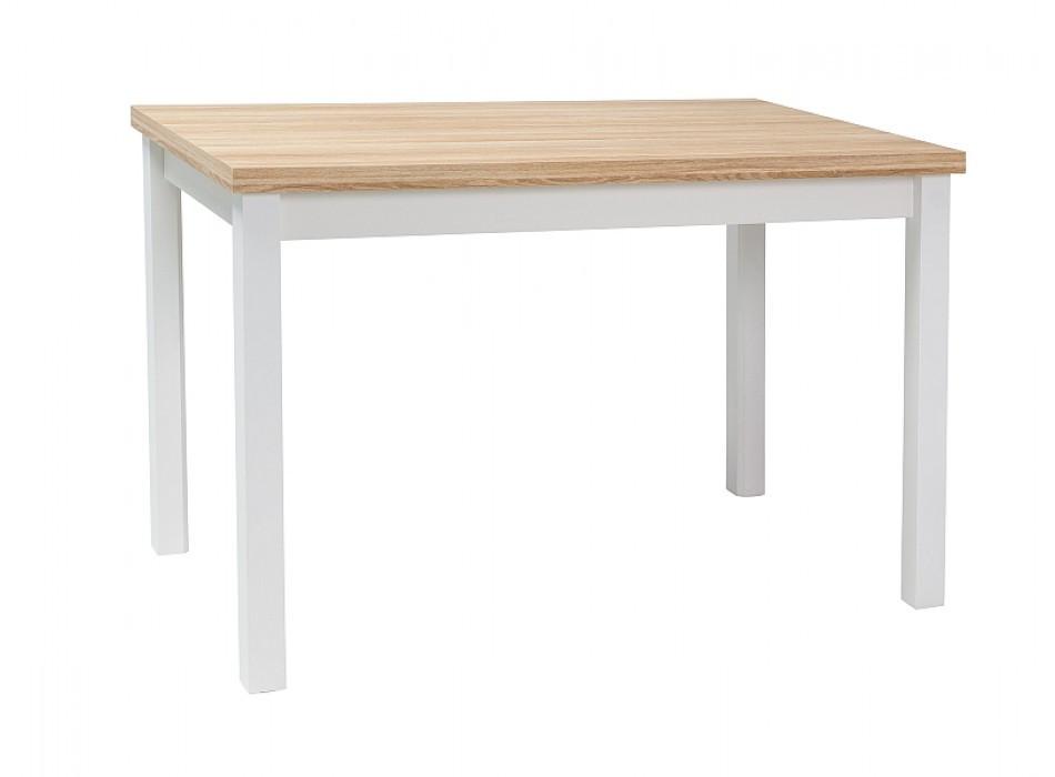 Стол обеденный деревянный Adam 68x120 Signal дуб