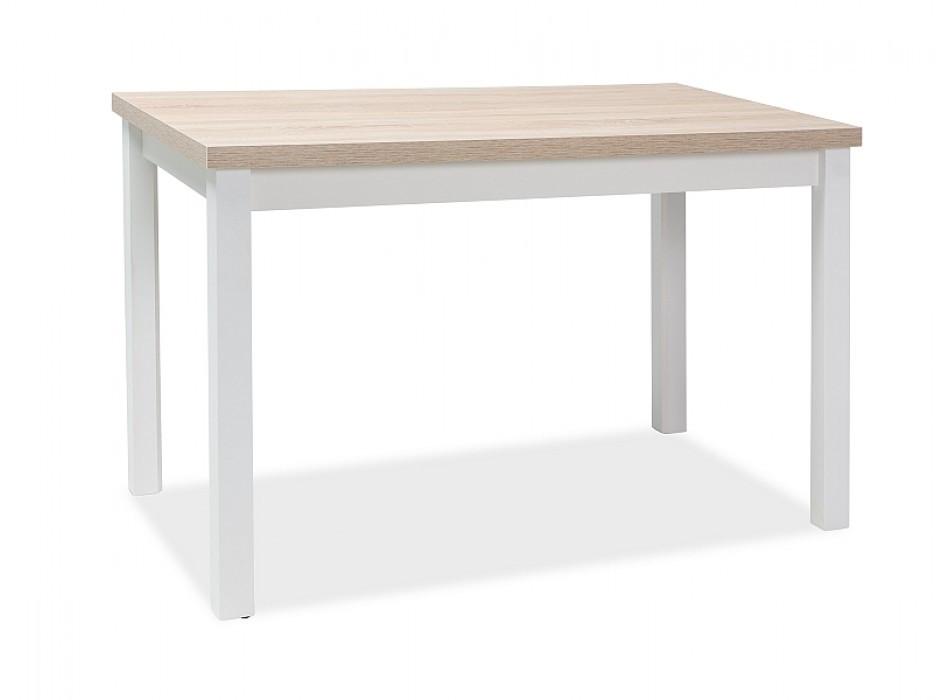 Стол обеденный деревянный Adam 68x120 Signal дуб сонома